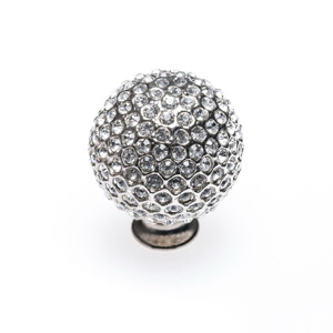 Crystal Ball – Silver / White