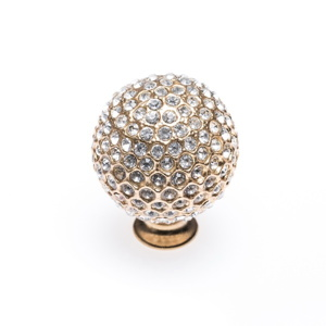 Crystal Ball – Gold / White