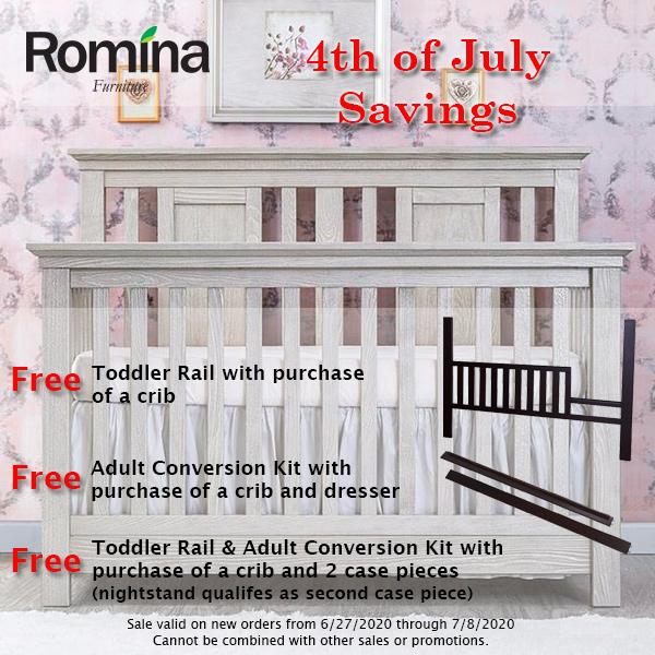 Romina • 4th of July Savings