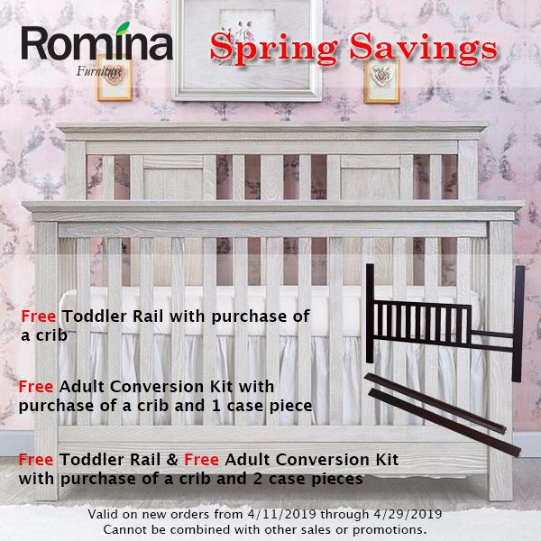 Romina — Spring Savings