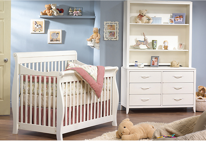Li L Deb N Heir Ap Industries Baby Cribs Nursery