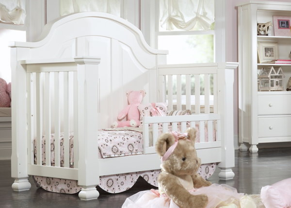 Baby S Dream Everything Nice Spice Crib Queen Bed