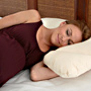 Butterfly Maternity Pillow