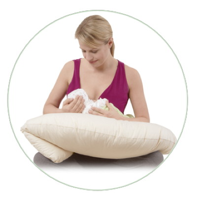 Butterfly Breastfeeding Pillow