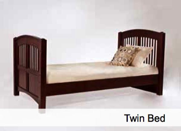 ne kids hayden twin bed - Twin Bed Frame For Kids