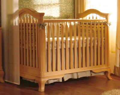Romina Cleopatra Traditional Crib