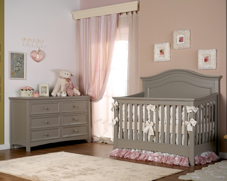 Gray Baby Furniture Li L Deb N Heir Silva Furniture Baby Cribs Nursery