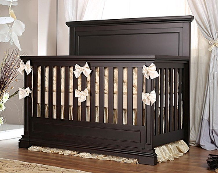 Jackson Convertible Crib In Cherry